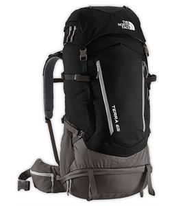 The North Face Terra 65 Backpack TNF Black/Monument Grey