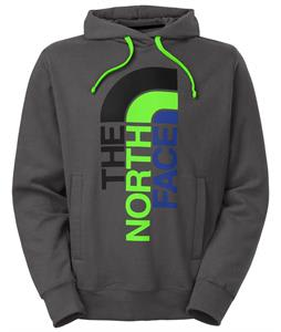 The North Face Trivert Logo Pullover Hoodie Graphite Grey