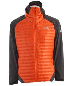 The North Face Verto Micro Hoodie Jacket Mandarin Orange