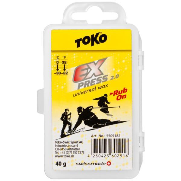 Toko Express Rub-On Wax