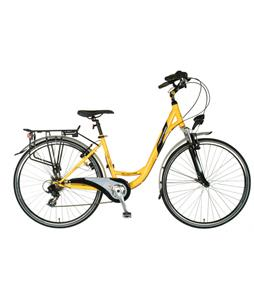 Tour De France Advantage Bike Yellow/Black 43cm