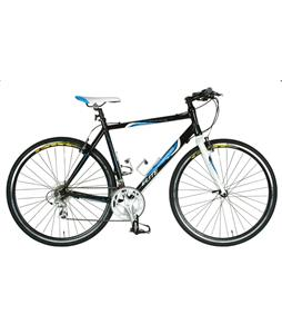 Tour De France Packleader Elite Bike Black/Blue 55cm