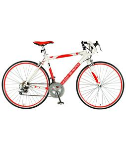 Tour De France Stage One Polka Dot Bike Red/White 56cm/22in