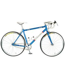 Tour De France Stage One Vintage Blue Bike Blue/White 56cm