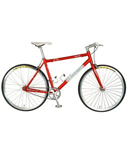Tour De France Stage One Vintage Red Bike Red/White 45cm
