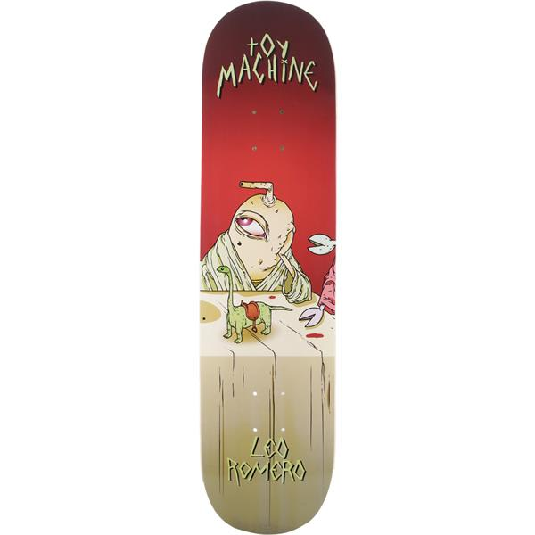 Toy Machine Romero Last Supper Pro Skateboard Deck