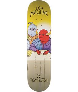 Toy Machine Templeton Last Supper Pro Skateboard Deck