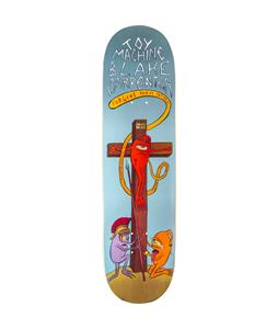 Toy Machine Carpenter Forgive Them Skateboard Deck