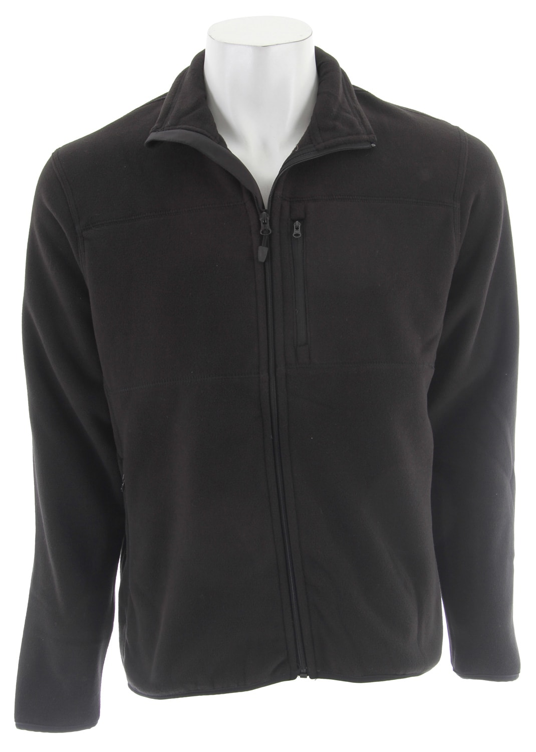Tres Bien Arctic Fleece Black - Men's
