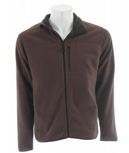 Tres Bien Arctic Fleece Dark Brown