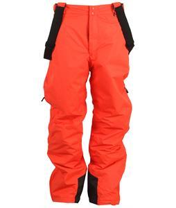 Trespass Bezzy Snowboard Pants Tangerine