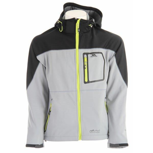 Trespass Combustion Softshell Jacket