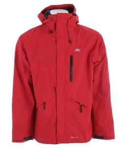 Trespass Corvo Jacket Red