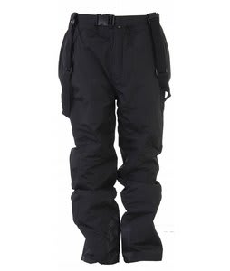 Trespass Glasto Snow Pants Black