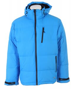 Trespass Igloo Down Snowboard Jacket Cobalt