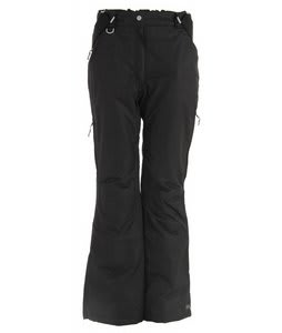 Trespass Lohan Snow Pants Black