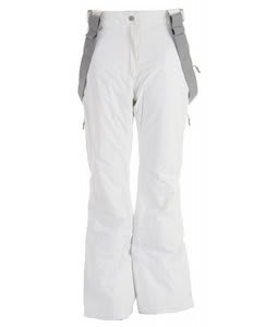 Trespass Lohan Snow Pants White