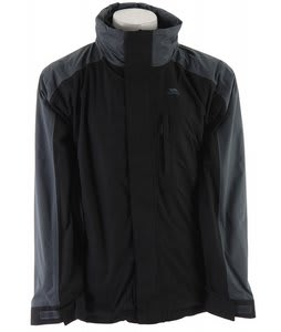 Trespass Robust Snowboard Jacket Black
