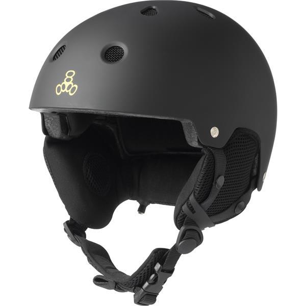 Triple 8 Brainsaver Audio Snow Helmet