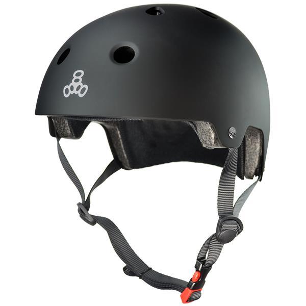 Triple 8 Brainsaver Certified w/ EPS Liner Skate Helmet