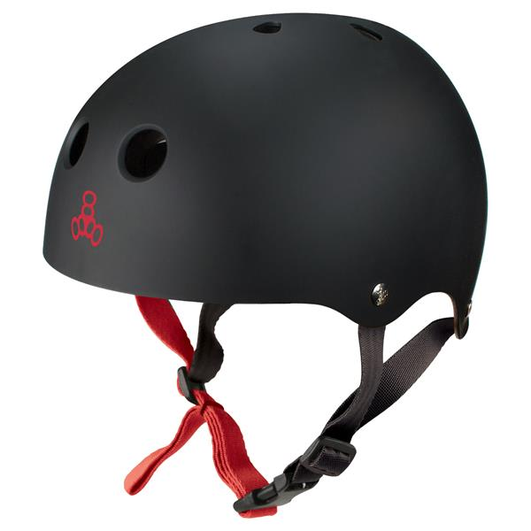 Triple 8 Brainsaver Certified w/ Sweatsaver Halo Liner Wake Helmet