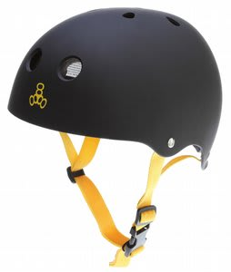 Triple 8 Water Helmet Black Rubber