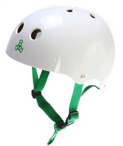 Triple 8 Water Helmet White Glossy