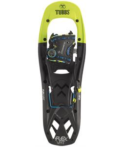 Tubbs Flex VRT Snowshoes Black/Citron 24in