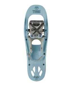 Tubbs Flex ESC Snowshoes Powder Blue 22in