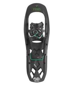 Tubbs Flex RDG Snowshoes Black/Green 24in
