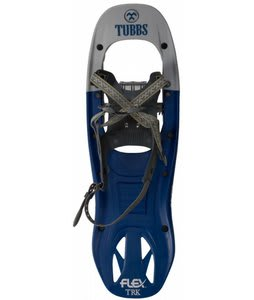 Tubbs Flex Trk Snowshoe Kit Navy/Gray