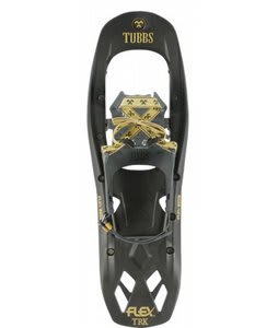 Tubbs Flex Trk Snowshoes Black/Yellow 24