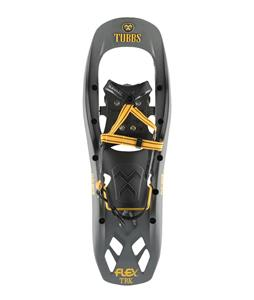 Tubbs Flex TRK Snowshoes Grey/Yellow 24in