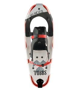 Tubbs Glacier Snowshoes Graphite/Red 21in