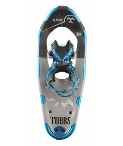 Tubbs Glacier Snowshoes Black/Blue