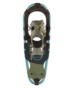 Tubbs Journey Snowshoes Teal/Brown 21in