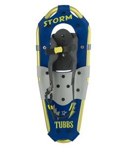 Tubbs Storm Snowshoes Blue/Citron 19in
