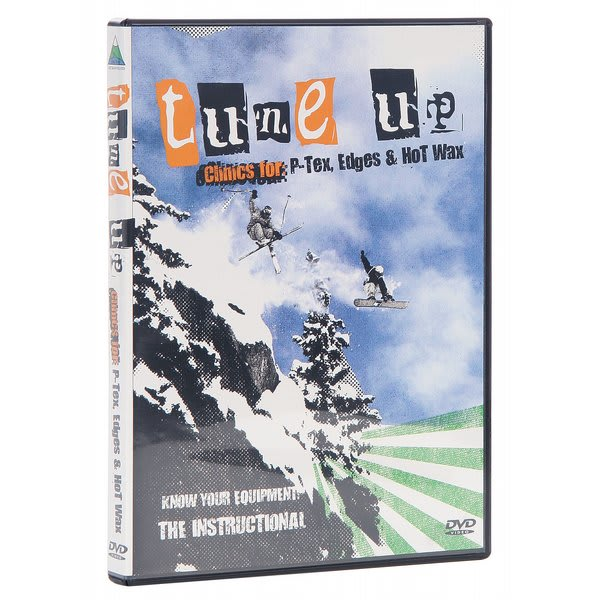 Tune Up Clinic Snowboard Dvd