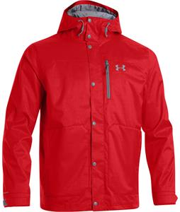 Under Armour Coldgear Infrared Porter 3-in-1 Jacket Risk Red