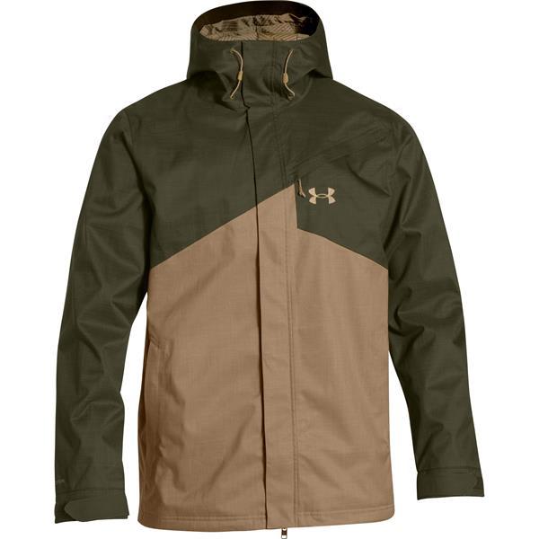 Under Armour Coldgear Infrared Hillcrest Shell Snowboard Jacket