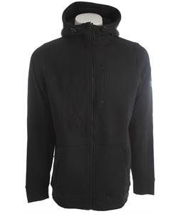 Under Armour Storm Mtn FZ Hoodie Black/Black/Steel