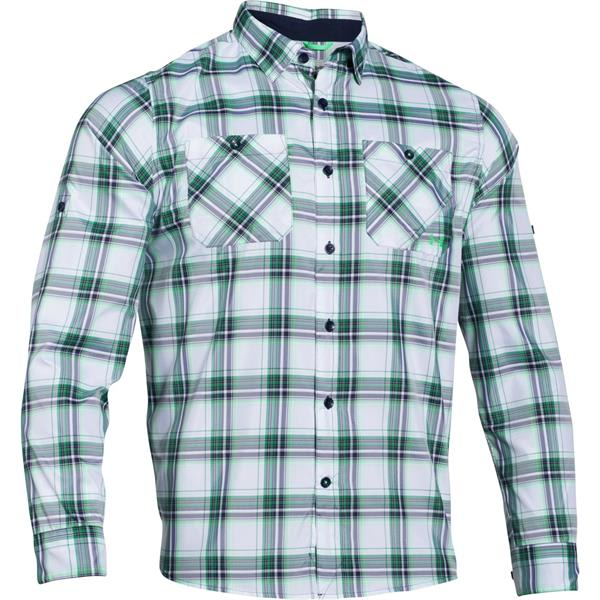 Under Armour Chesapeake Plaid L/S Shirt