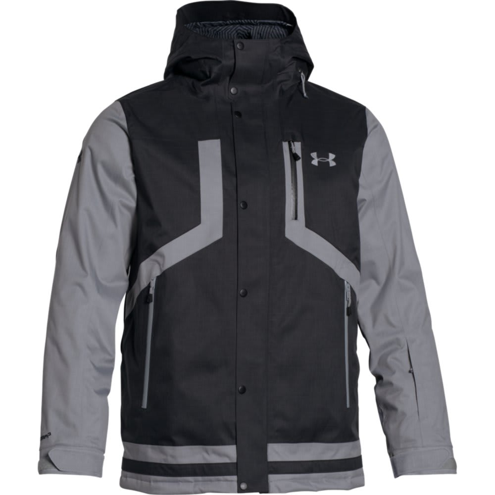 on sale under armour coldgear infrared fractle snowboard jacket up to 45 off. Black Bedroom Furniture Sets. Home Design Ideas