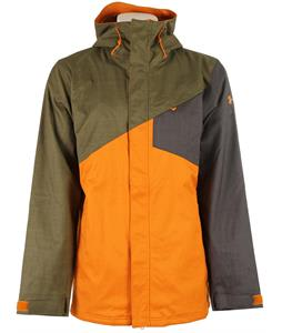 Under Armour Coldgear Infrared Hillcrest Ski Jacket Hunter Orange