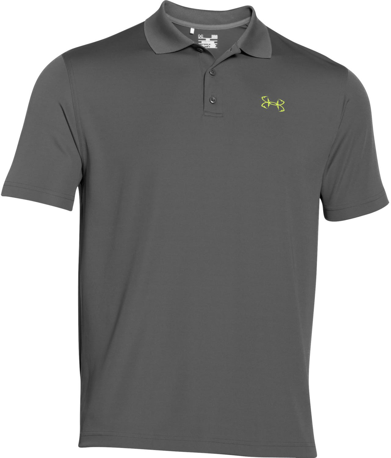 On sale under armour fish hook tech polo up to 45 off for Under armour fish hook