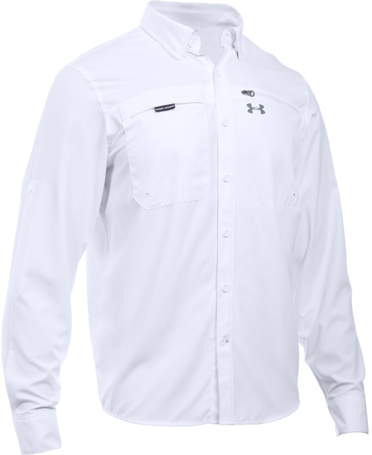On sale under armour fish stalker l s shirt up to 45 off for Ua shirts on sale