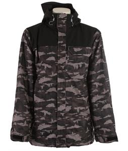 Under Armour Hacker Ski Jacket Charcoal