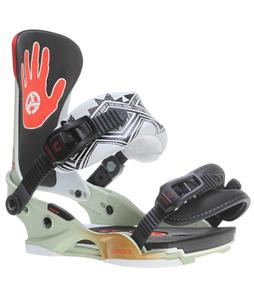 Union Asymbol Snowboard Bindings Tr1