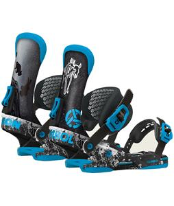 Union Asymbol Snowboard Bindings Black/Blue