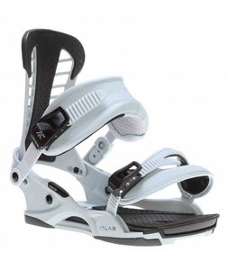 Union Atlas Snowboard Bindings Matte Stone